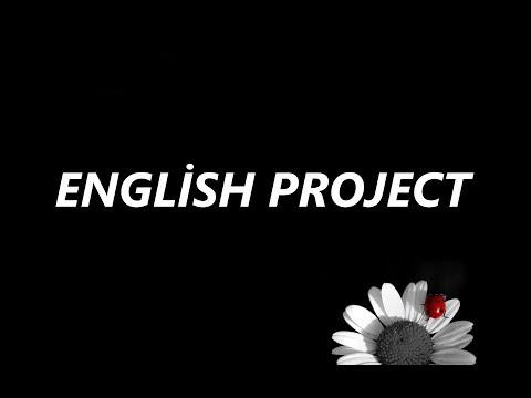 English Project-Sena Kazak