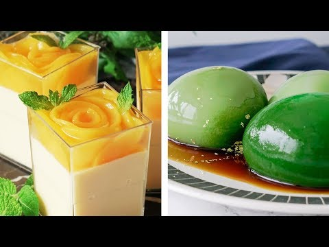 8 Jello Desserts From Tastemade Japan That'll Impress Your Friends