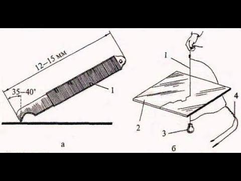 Как и чем резать оргстекло плексиглас