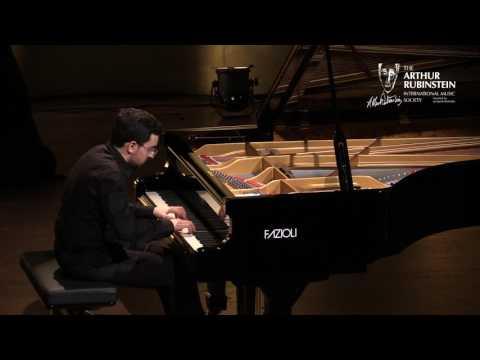 FERRO Alberto, Stage I, L V  Beethoven   Sonata No  6 in F Major, Op  10, No  2