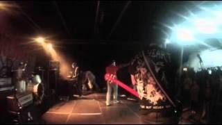 Rabid Wolves @ Rondpunt 26 (Agnostic front show) 04/10/2015