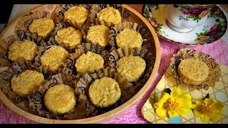 No Bake COCONUT MACAROONS Recipe