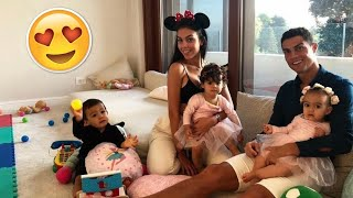 Cristiano Ronaldo's Family (Wife,Children) | 2019