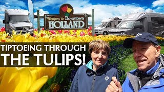 RVing to The Tulip Time Festival!