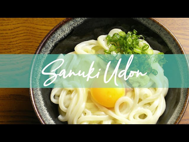 【SAVOR JAPAN】Sanuki Province, Kagawa Prefecture ~ Experience the spirit of Sanuki hospitality ~