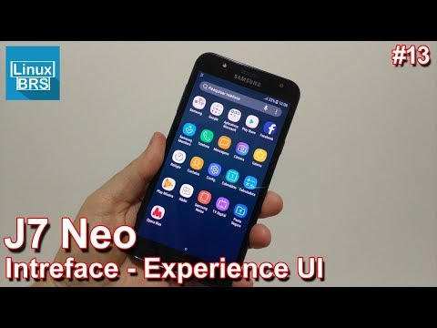 Samsung Galaxy J7 Neo - Interface (Experience UI)