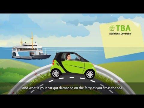 Takaful Brunei | TBA Motor Additional Coverage