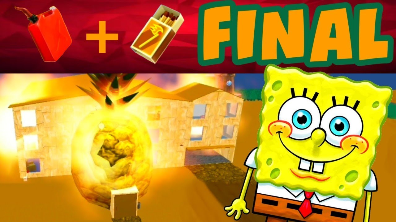 Sponge Neighbor Escape 3D [NEW Update] Level 19 - 20 - Android Gamеplay BRO - Granny - Games [FINAL]