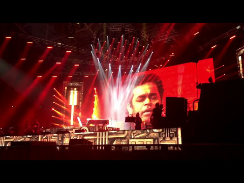 A R Rahman Melbourne Concert - Highlights