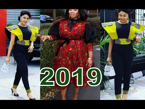 Latest African Design 2019 : Best African Dress Designs Collection