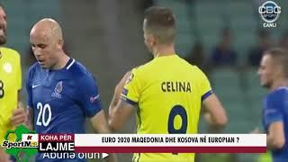 EURO 2020 MAQEDONIA DHE KOSOVA NË EUROPIAN