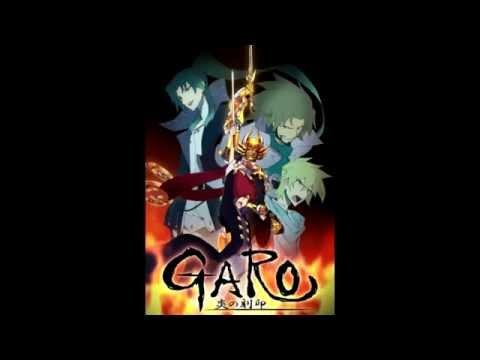 Garo Honoo No Kokuin opening full HD (Divine Flamme)