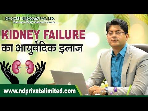 Ayurvedic Treatment for Kidney Failure | Best Kidney Treatment | किडनी फेलियर का आयुर्वेदिक इलाज़