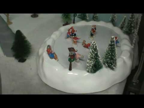 Don's Peanuts' Christmas Train