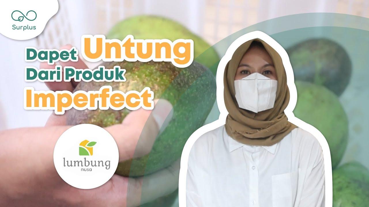 Dapat untung dari menjual produk Imperfect di aplikasi Surplus | Testimoni #RekanSurplus