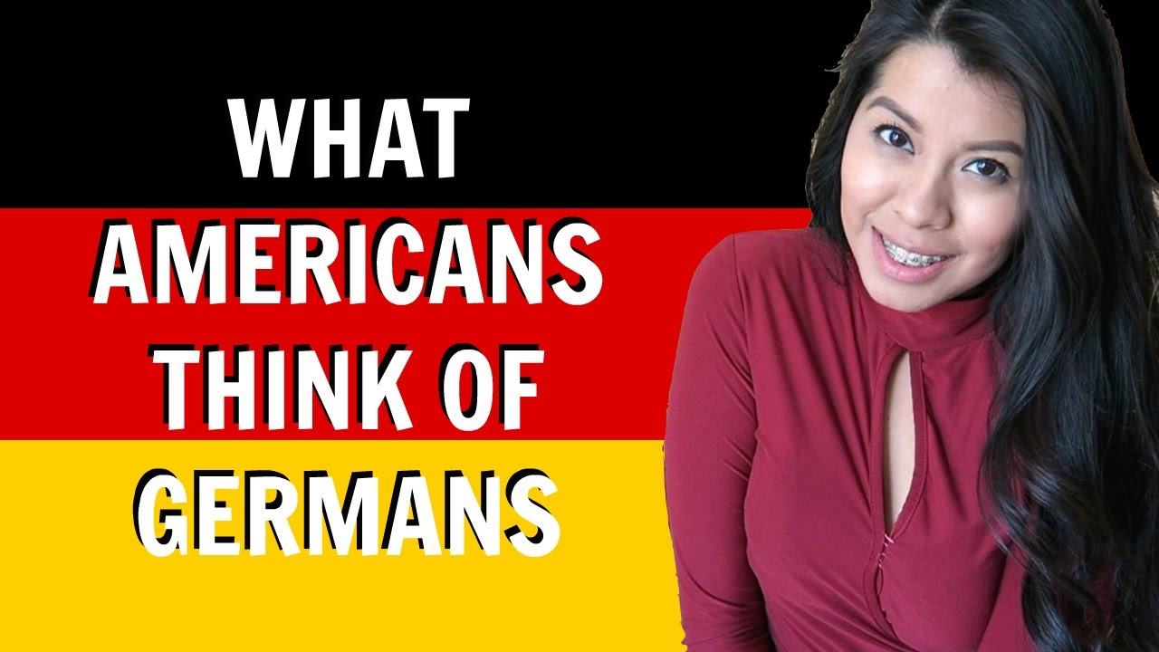 Dating germany vs dating america