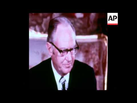 SYND 19-5-72 SIGNING OF SEABED ARMS CONTROL TREATY