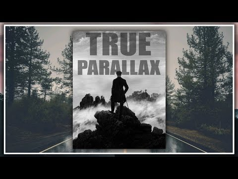 True Parrallax Effect On Hover Using HTML 5 & CSS 3 / Website Design