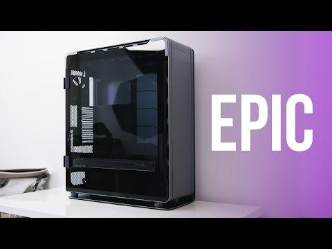The Most EPIC Case Yet?  Phanteks Enthoo Elite!!