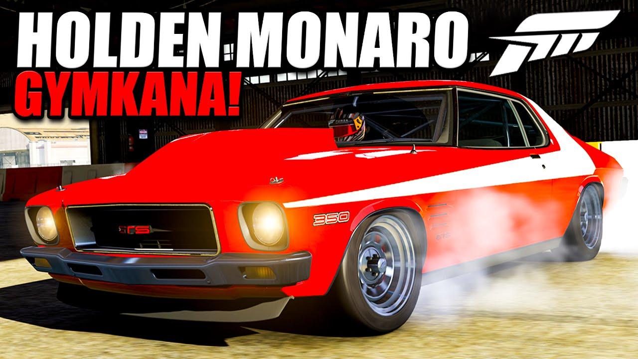 Forza 6 Holden Monaro Gts 350 Gymkana Build January