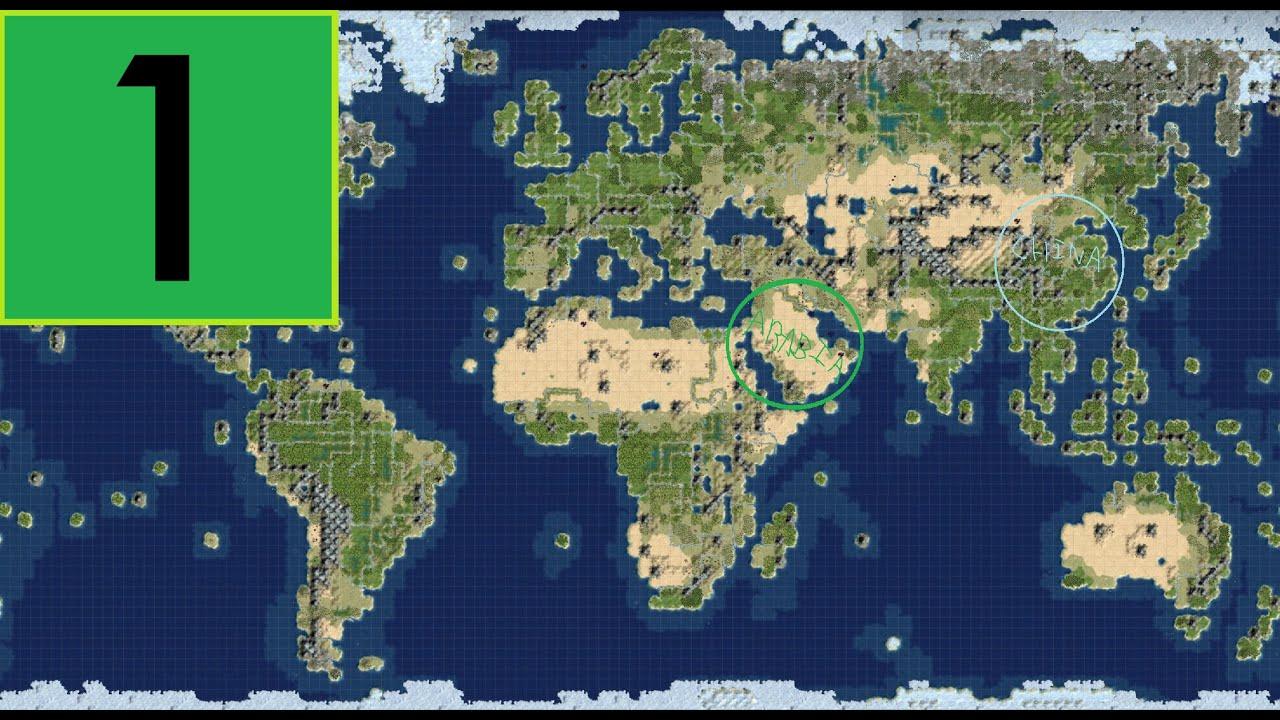 Civilization 4: Rhye's and Fall of Civilization (1) - Dawn of ...