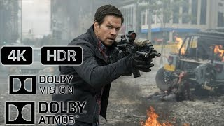 Mile 22 final trailer (2018) (4k 60fps) (hdr10) (dolby atmos)