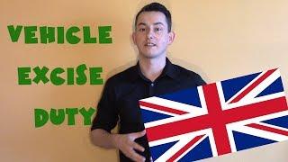 United Kingdom #35 - Vehicle excise duty