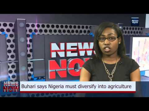 Buhari: Nigeria must focus on Agriculture to rebuild economy