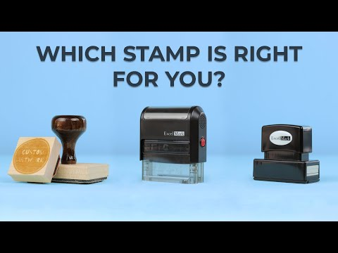 Which Stamp is Right for You?
