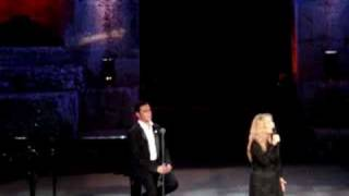 Lara Fabian - Horchat hai caliptus (Live- Herodion, Athens)