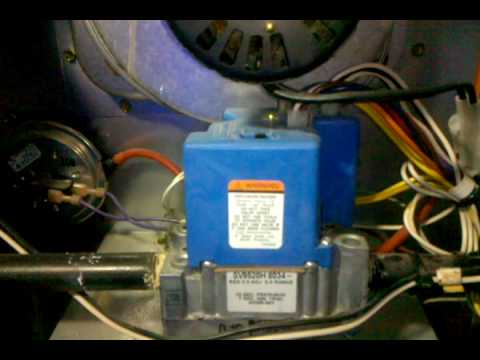 Armstrong Ultra V Tech 80 Furnace Fault 6 1 Youtube