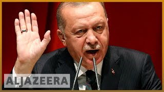 Analysis: Turkey says it will not stop offensive as US threatens sanctions