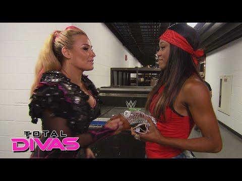 Natalya tells Fandango to confront Tyson about his friendship with Cesaro: Total Divas Bonus Clip