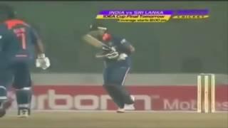 Virat Kohli 2nd ODI century   102 vs Bangladesh, Dhaka 2010