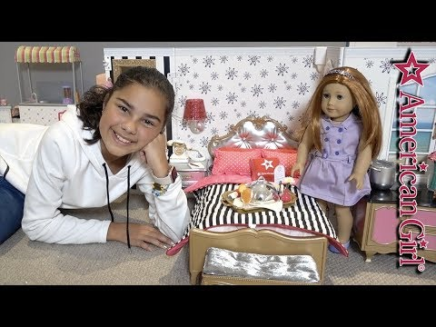 American Girl Grand Hotel | Grace's Room