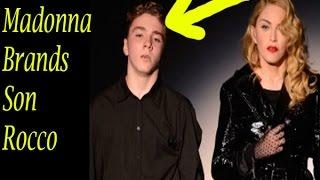 Madonna brands son Rocco's pot bust a 'family matter' // News World
