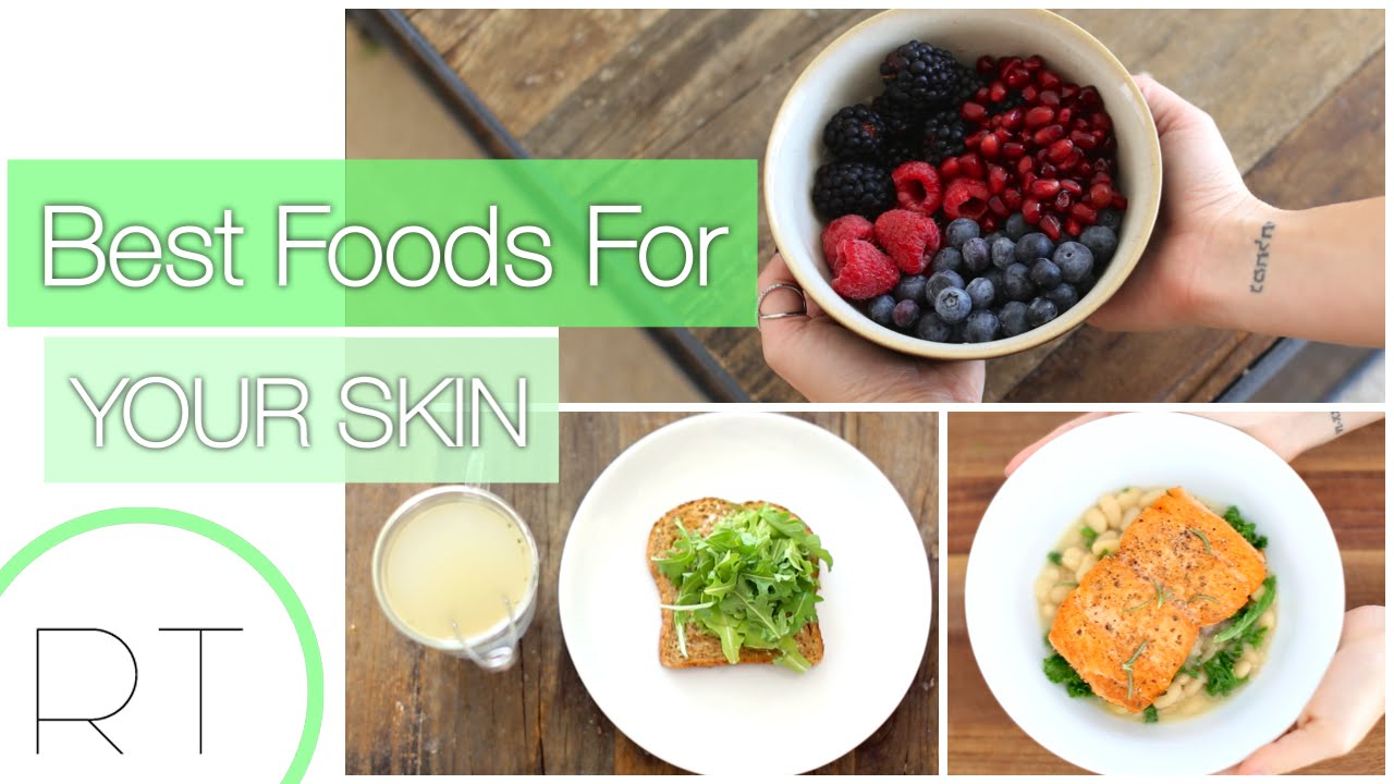 Foods for healthy skin recipes youtube forumfinder Images