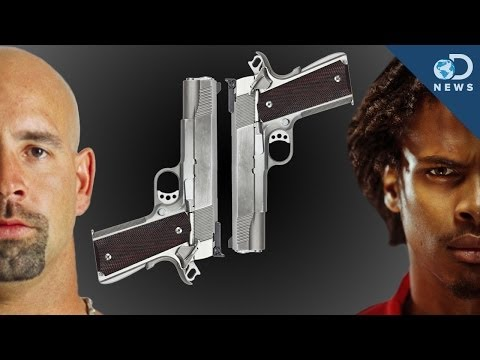 Study Says Gun Owners Are Racist