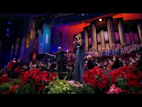 Angels, from the Realms of Glory - Natalie Cole and the Mormon Tabernacle Choir
