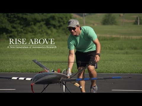 Rise Above: A New Generation of Aeronautics Research (Full D