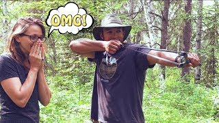 Canadian Prepper vs Survival Lilly - Ultimate Showdown