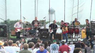 Little Feat - with Mark Wenner on harp - A Apolitical Blues - 05.22.11