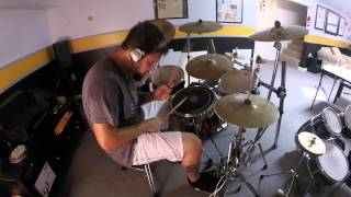 Limp Bizkit - Cambodia - Drum Cover