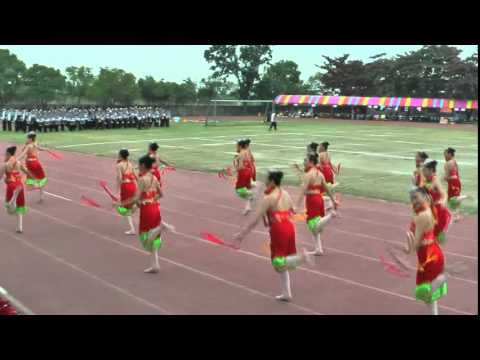 民雄國中舞蹈班校慶表演