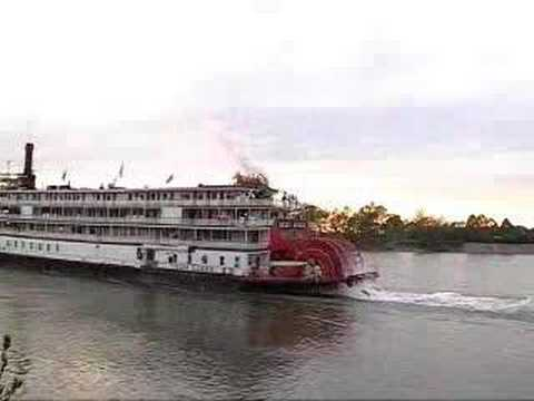 Steamboat DELTA QUEEN
