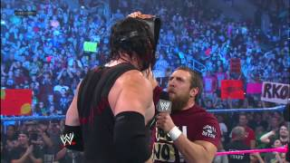 """Edge returns to SmackDown and gets mixed up in a """"therapeutic moment"""": SmackDown, September 21, 2012"""