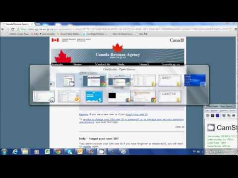 Sign Up For CRA's My Business Account
