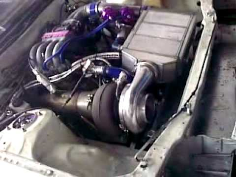 Mazda RX 7 FC3S 13B RE Bridgeport Idle FC3S Drag Specs   YouTube