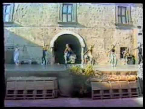 Ballet du Nord - Casertavecchia - Italie 1986