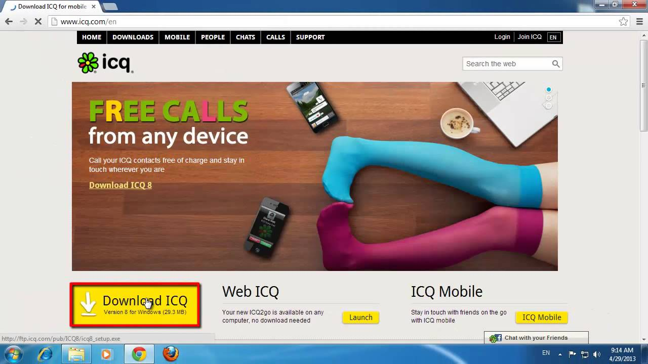 How to Install ICQ App and Use It  Best Professional Review